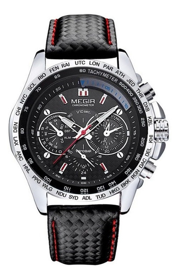 Relógio Social Masculino Barato Analogic Quartz Ñ Automatico