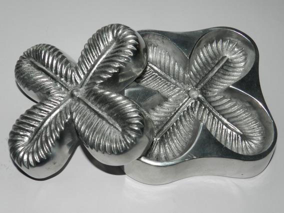 Frisador Da Calandra Conjugada De 4 Pétalas Em Alumínio