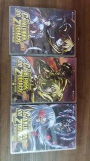 Cavaleiros Dos Zodiaco A Saga De Hades Vol 1.2e3