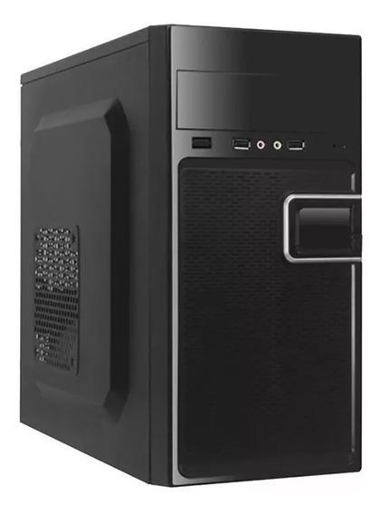 Computador Completo 4gb Hd 160gb Dual Core + Monitor 15