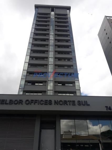 Sala Para Aluguel Em Cambuí - Sa275118