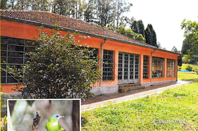Chácara Com 6 Dormitórios À Venda, 14000 M² Por R$ 1.100.000 - Centro - Alumínio/sp - Ch0401