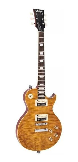 Guitarra Les Paul Vintage V100 Paradise V100afd + Nf