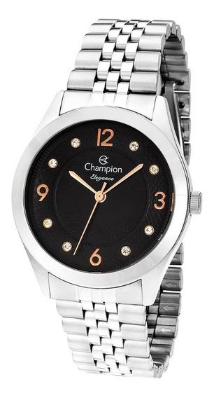 Relógio Feminino Champion Analógico - Elegance Cn25430t