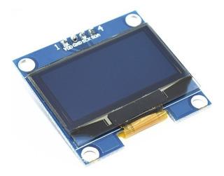 Pantalla Lcd Oled 1.3 128x64 - Arduino