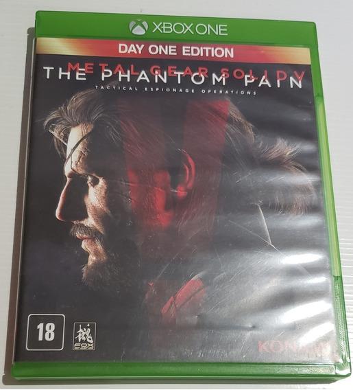 Metal Gear V Xbox One Mídia Física