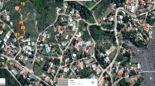 Imagen 1 de 2 de Venta Terreno En Villa Del Lago, Carlos Paz