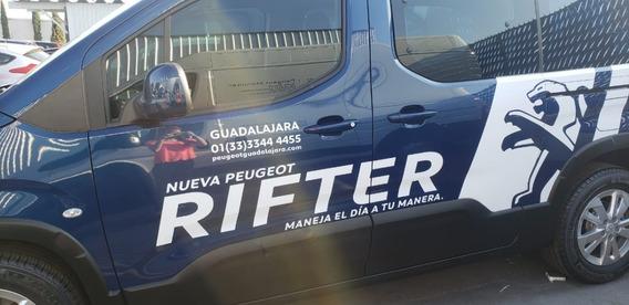 Peugeot Rifter 7 Pasajeros 2021