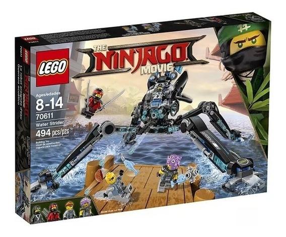 Brinquedo De Montar Lego Ninjago Aranha D