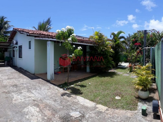 Excelente Oportunidade Excelente Casa Em Condomínio Com Ótima Localização Em Lauro De Freitas !! - 93150558