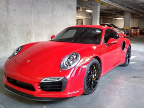 Porsche 911 Turbo S Coupe Awd Pdk 2015