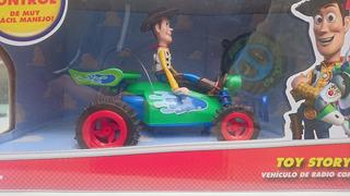 Toy Story De Radio Control Woody Nuevo