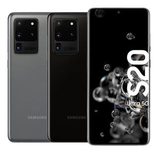 Samsung Galaxy S20 Ultra 5g / Snapdragon / 12gb Ram / 256gb