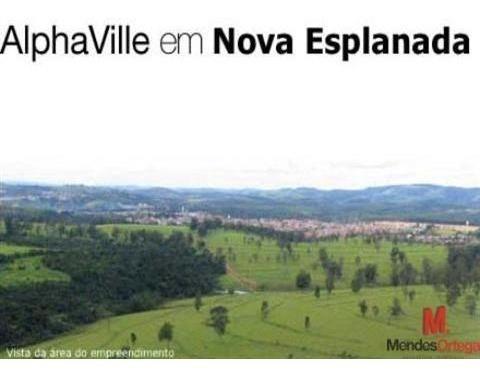 Votorantim - Terreno Comercial - Alphaville Nova Esplanada I - 84163