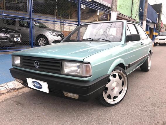 Volkswagen Voyage 1.8 Gl Alcool Turbo Ano 1990