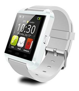 U8 Mejorado Bluetooth 40 Smart Reloj Telefono Fitness Tracke