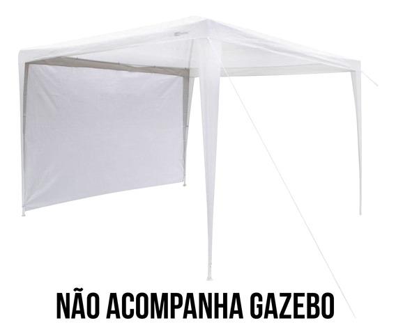 Parede Para Gazebo Tenda Impermeável Festas 351000 Nautika