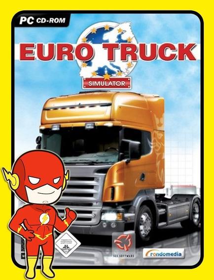 Euro Truck Simulator Pc - Steam Key (envio Flash)