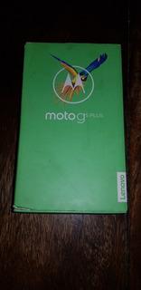 Caja Vacia Moto G5 Plus 64gb Lunar Gray