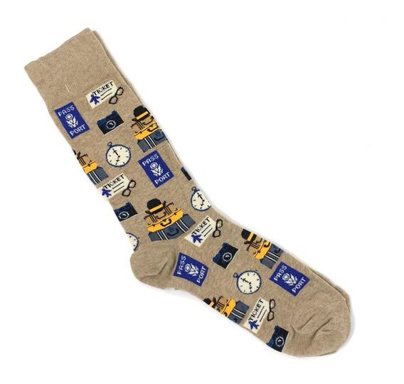 Calcetines Lost-socks Viajero
