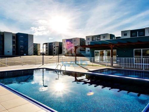 Excelente Apartemento Semi-mobiliado Na Cid Campelo - Ap00534 - 69476326
