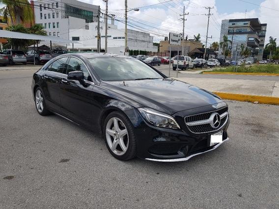 Mercedes Benz Cls 400 2015 Negro