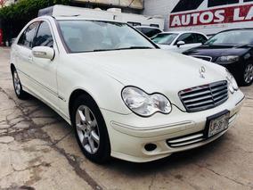 Mercedes-benz Clase C 3.0 280 Elegance At 2007