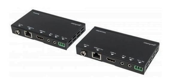 Extensor Hdmi Cat6 Hdbaset Sobre Ethernet Manhattan 207638