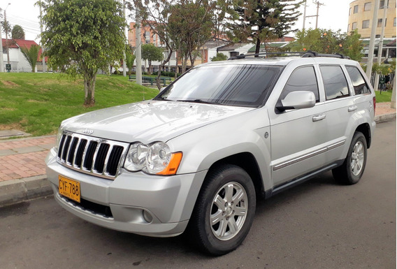 Jeep Grand Cherokke Limited 2008 At 4x4