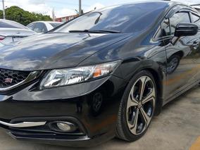 Honda Civic Si Negro 2014