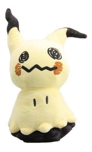 Nuevo Peluche Pikachu Mimikyu Pokemon Go Nintendo Gamer Geek