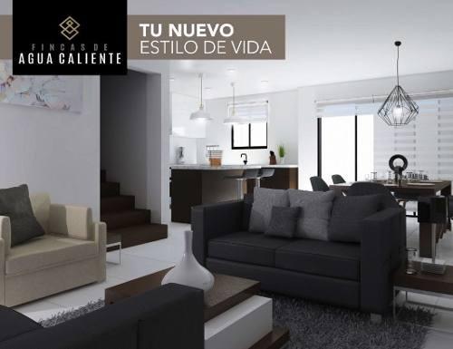 Casa En Venta En Fincas De Agua Caliente Tijuana