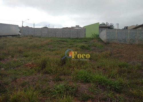 Terreno À Venda, 250 M² Por R$ 175.000,00 - Villaggio Fosuzzi - Itatiba/sp - Te0539