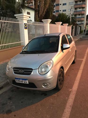 Kia Picanto 2008 1.1 Ex Aut. 5p