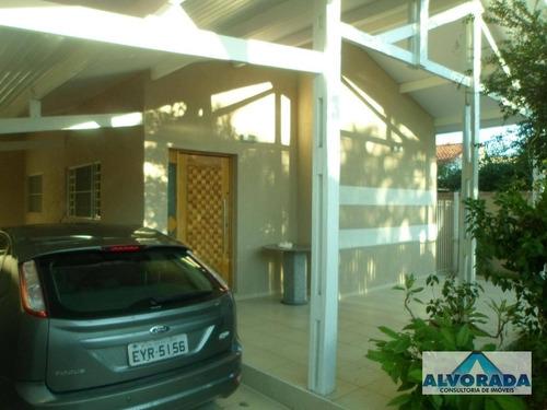 Imagem 1 de 18 de Casa Residencial À Venda, Jardim Satélite, São José Dos Campos. - Ca1525