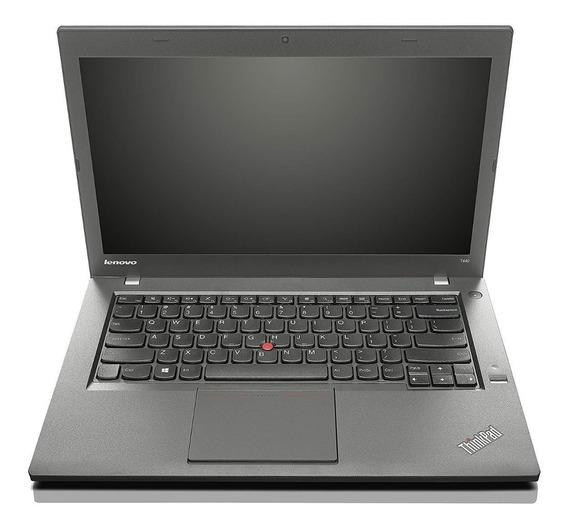 Ultrabook Lenovo T440 Intel Core I5 4gb 500gb Wifi Garantia