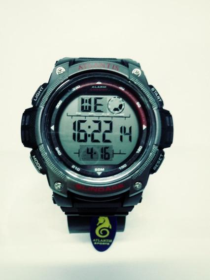 Relógio Atlantis Digital G7441 Original