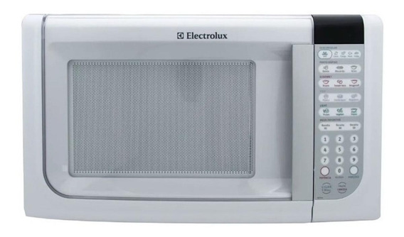Microondas Electrolux Meus Favoritos MEF41 branco 31L 110V