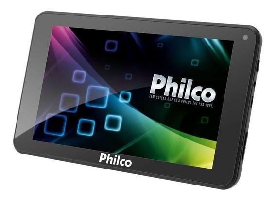 """Tablet Philco PTB7Q 7"""" 8GB preto com memória RAM 1GB"""