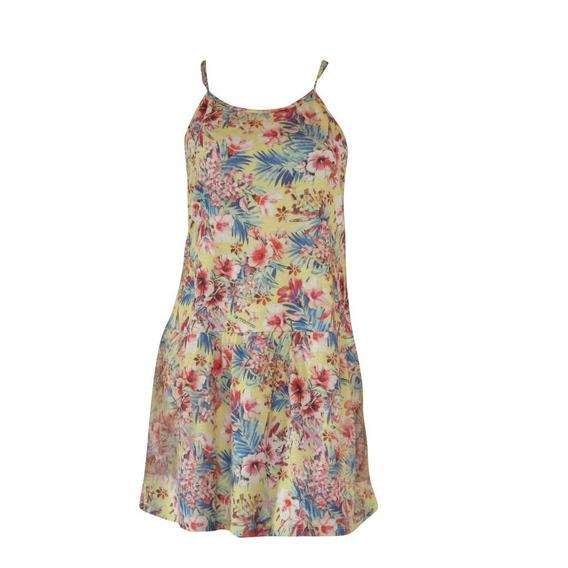 Vestido Estampado Floral Mormaii