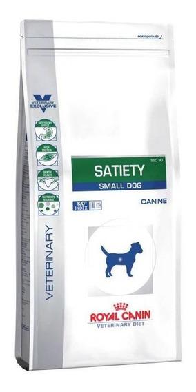 Ração Royal Canin Cães Small Dog Satiety 1,5kg