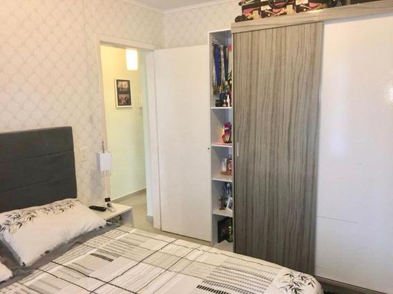 Apartamento Com 2 Dormitórios À Venda, 50 M² Por R$ 230.000,00 - Vila Do Salto - Luiz Alves/sc - Ap2813