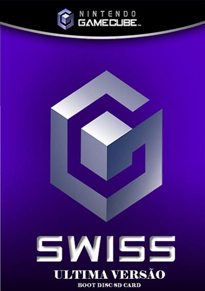 Nintendo Game Cube ( Disc Bot Swiss ( Sd Card ( Versão 5...