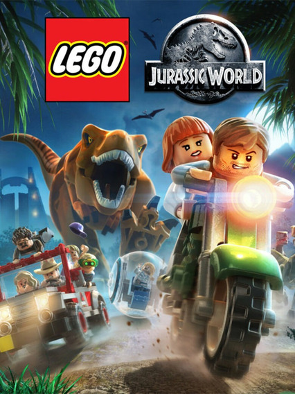 Lego Jurassic World Português Pc Steam Key Código 15 Dígitos