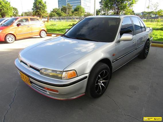 Honda Accord Mt 2.2cc Fe