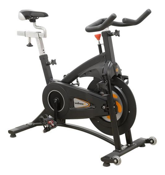 Bike Spinning Wellness Super M - (correia)