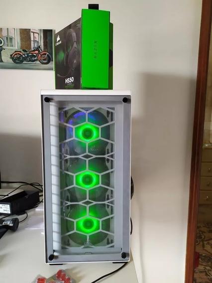 Computador Gamer Ryzen 2700 12gb Ram 1tb Hd 600gb Ssd Rx580