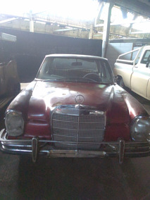 Mercedes Benz 280 Se Sin Motor Y Sin Documentacion