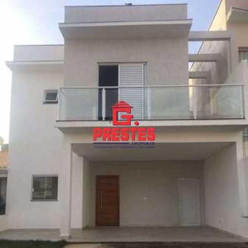 Casa Em Condomínio-à Venda-wanel Ville-sorocaba - Stcn30017