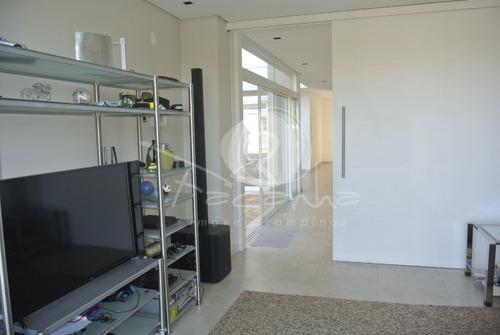 Casa Em Condomínio Para Venda No Jardim Botânico Em Campinas - Imobiliária Em Campinas - Ca00126 - 2454508